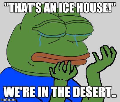 Sad Frog Meme Generator - sad pepe the frog imgflip