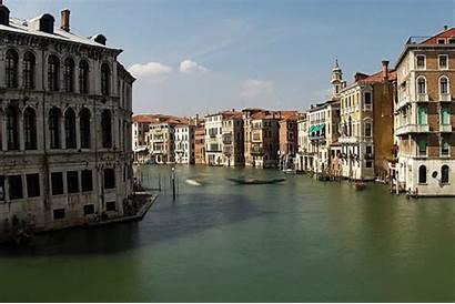 Venice Italy Gifs Canals Italian Canal Animated