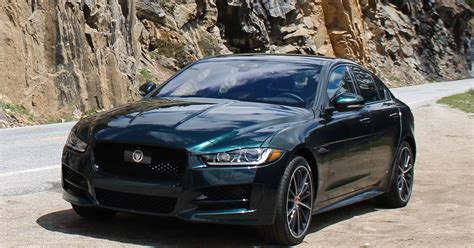 2017 Jaguar XE First Drive Review   Specs, Performance ...