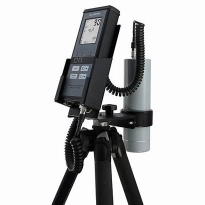 Radiation Monitoring Monitor Stations Portable Tripod