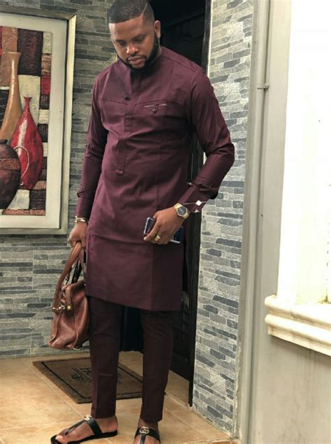 Latest Senator Designs For Naija Men Nigerian Men
