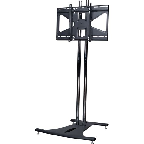 Floor And Stand Combo premier mounts eb84 ms2 floor stand combo with tilting