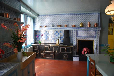 monet kitchen tiles monet s home at giverny decor to adore 4269