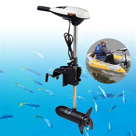 Electric Boat Motor by Sale 65lb Hangkai Electric Trolling Motor 12v 660w