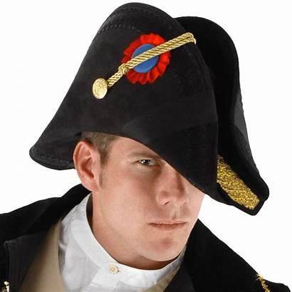 Hat Bicorn Admiral Naval Hats Pirate Lu