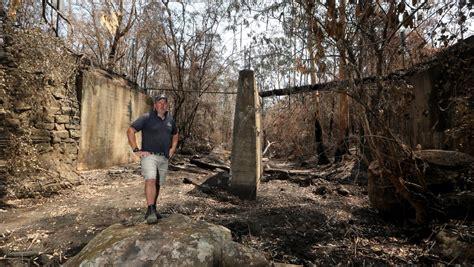 nsw fires deep   budgong burnt zone  community