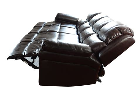 reclining loveseat with console cup holders combination seat leather home theater recliner media sofa
