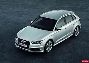 Audi A3 5 Portes : audi a3 sportback la version 5 portes mondial de l ~ Melissatoandfro.com Idées de Décoration