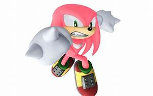 Super Knuckles by GohanTH on DeviantArt