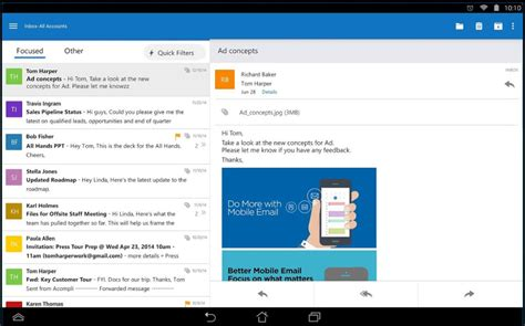 outlook for android outlook for android comes out of preview vaping