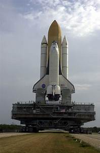 Space Shuttle Crawler Transporter - Pics about space