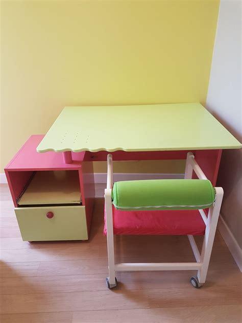 bureau vibel avec chaise luckyfind