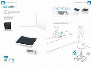 Medical Scale With Wireless Remote Display Ms6121r