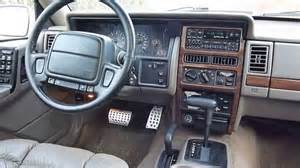 1995 jeep grand manual jeep grand 5 2 ltd 1995