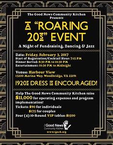 A Roaring '20s Event...A Night of Fundraising, Dancing ...