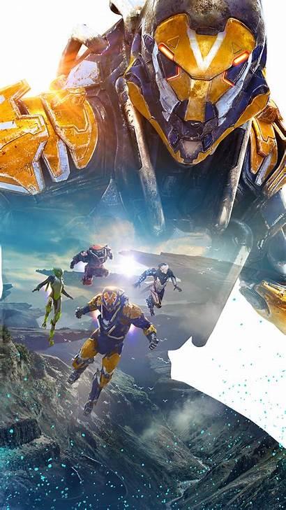 Anthem Ranger Wallpapers Mobile Ea Javelin Mechas