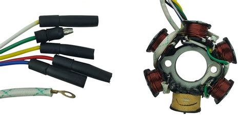 Coil Wire Stator Magneto For