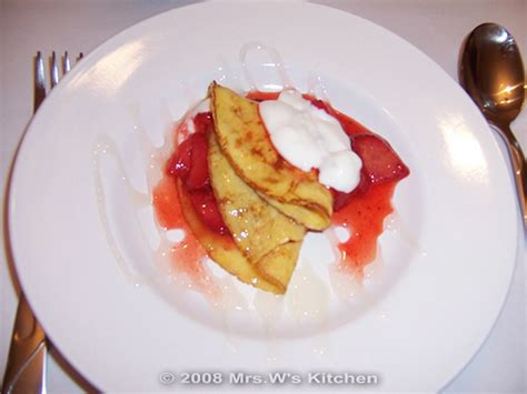 dessert crepe recipes fillings mrs w s kitchen dessert crepes