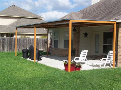 custom steel patio cover awning  braunfels texas carport patio covers awnings san antonio