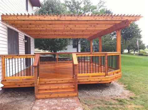 Cedar Wood Decks In Michigan  Autumnwoodconstruction's Blog