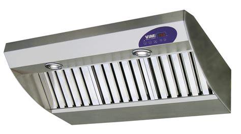 hotte de cuisine professionnelle hottes semi professionnelles vorax de vim ventilation