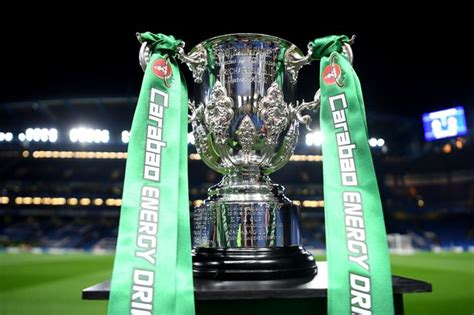 When is the Carabao Cup draw? TV channel and live stream ...