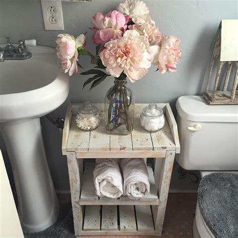 bathroom shabby chic ideas 15 lovely shabby chic bathroom decor ideas style motivation
