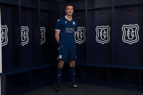 dundee fc home kit released footy headlines