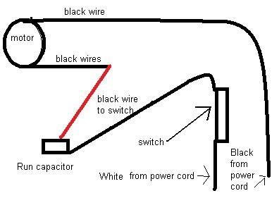 Electrolux Vacuum Wiring Diagram by Solution For Quot Electrolux Model E Switch Wiring Fixya