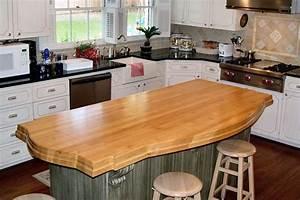 Hard Maple Wood Countertop Photo Gallery, by DeVos Custom