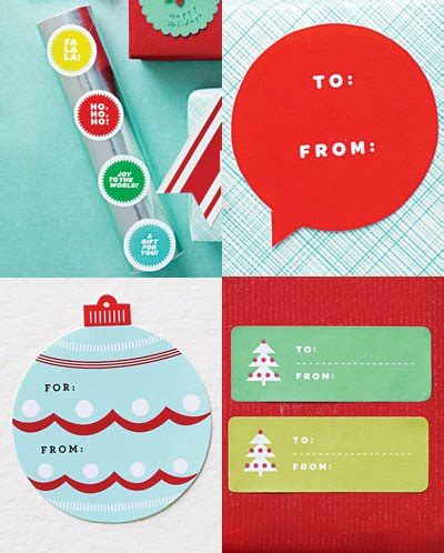 free christmas labels a bonanza of free printable labels how about orange