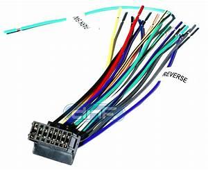 Pioneer Wire Harness Avh