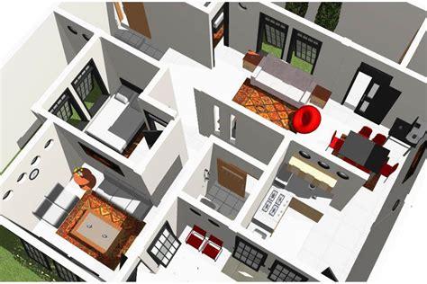 rumah minimalis rumah minimalis tampak depan  samping