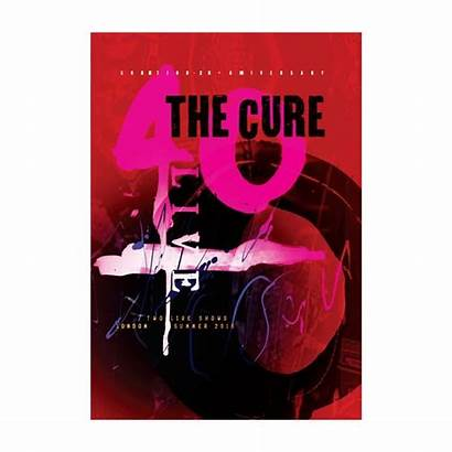Cure 25th 2dvd Anniversary Limited Edition Gallerij