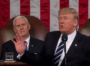 Trump's speech evokes 'distant worlds' – but that's it for ...