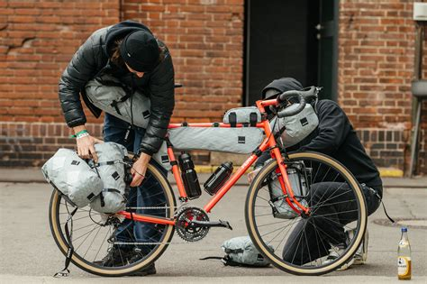 Fern Cycles Chacha Touring Bike with Gramm Bags - John ...