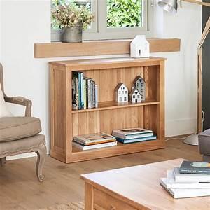 Mobel Oak Low Bookcase Was 36000 Now 29160 Wooden