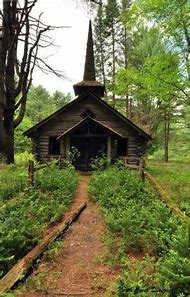 Little Old Country Churches