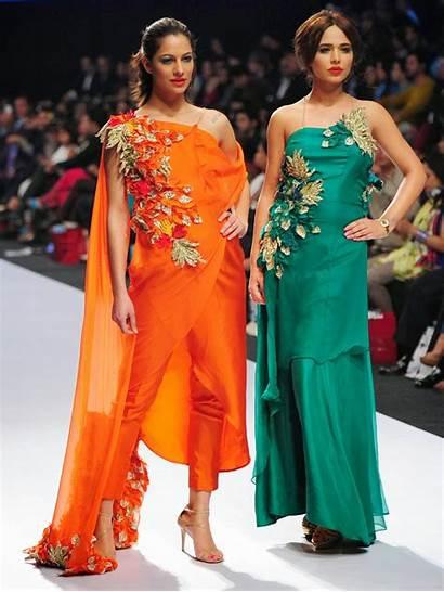 Pakistan Week Second Pakistani Karachi Models Present