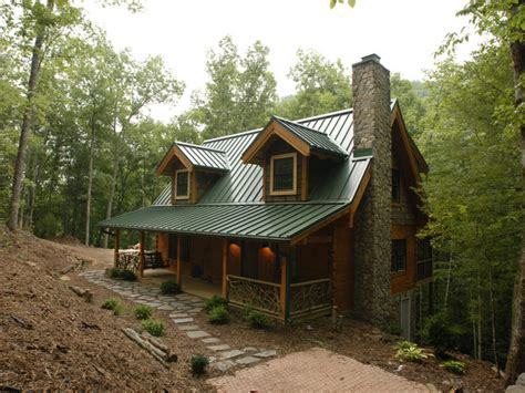 exterior paint colors for a lake cabin studio design