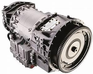 New Allison Transmission V8 Application At Lastbil 2012