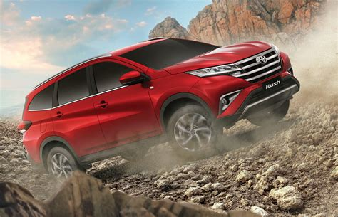 Toyota Rush 2021 Price in Pakistan Specifications ...