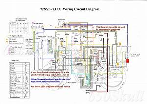 72xs2  73tx Wiring Diagram