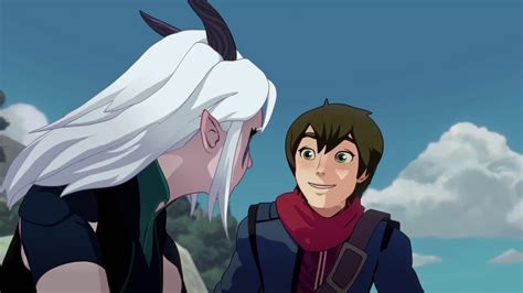 The Dragon Prince Amv Something Just Like This Callum