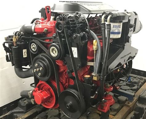 volvo penta osi fuel injected gi complete engine ebay