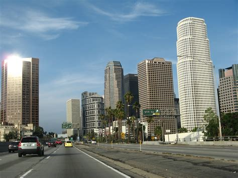 state route  harbor freeway north aaroads