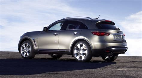 infiniti fx car  review car magazine