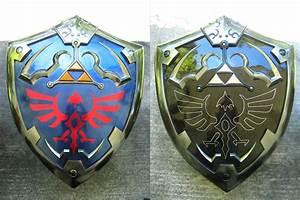 Hylian Shield Zelda Twilight Princess