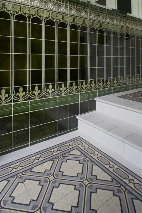 Fliesen Und Plattene Tiles Of Spain by Bodenfliesen Nach Originalmustern Des 19 Jahrhunderts