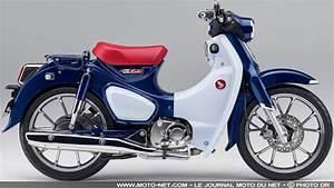Moto 125 2019 : 125 nouveaut honda 2019 le super cub c125 en approche ~ Medecine-chirurgie-esthetiques.com Avis de Voitures